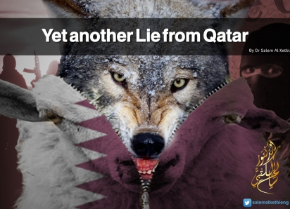 Yet another Lie from Qatar